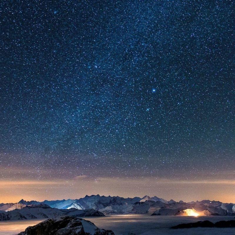 10 Latest Stars In Night Sky Wallpaper FULL HD 1920×1080 For PC Background 2020 free download snow stars wall night sky wallpaper 31808 1 800x800