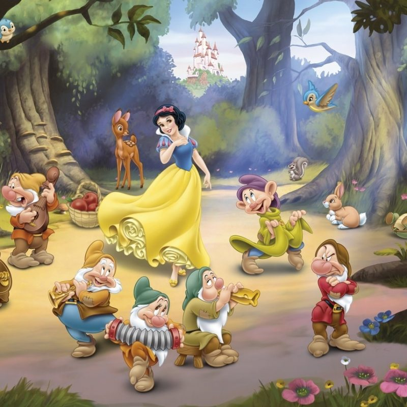 10 New Snow White And The Seven Dwarfs Wallpaper FULL HD 1920×1080 For PC Desktop 2020 free download snow white and the seven dwarfs xl wallpaper mural 10 5 x 6 800x800