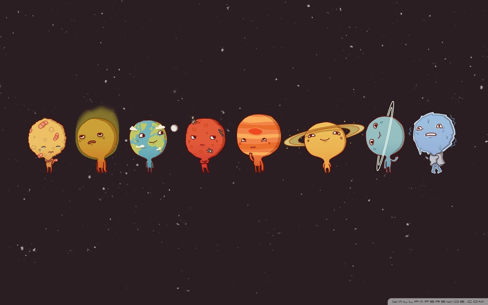solar system ❤ 4k hd desktop wallpaper for 4k ultra hd tv • wide