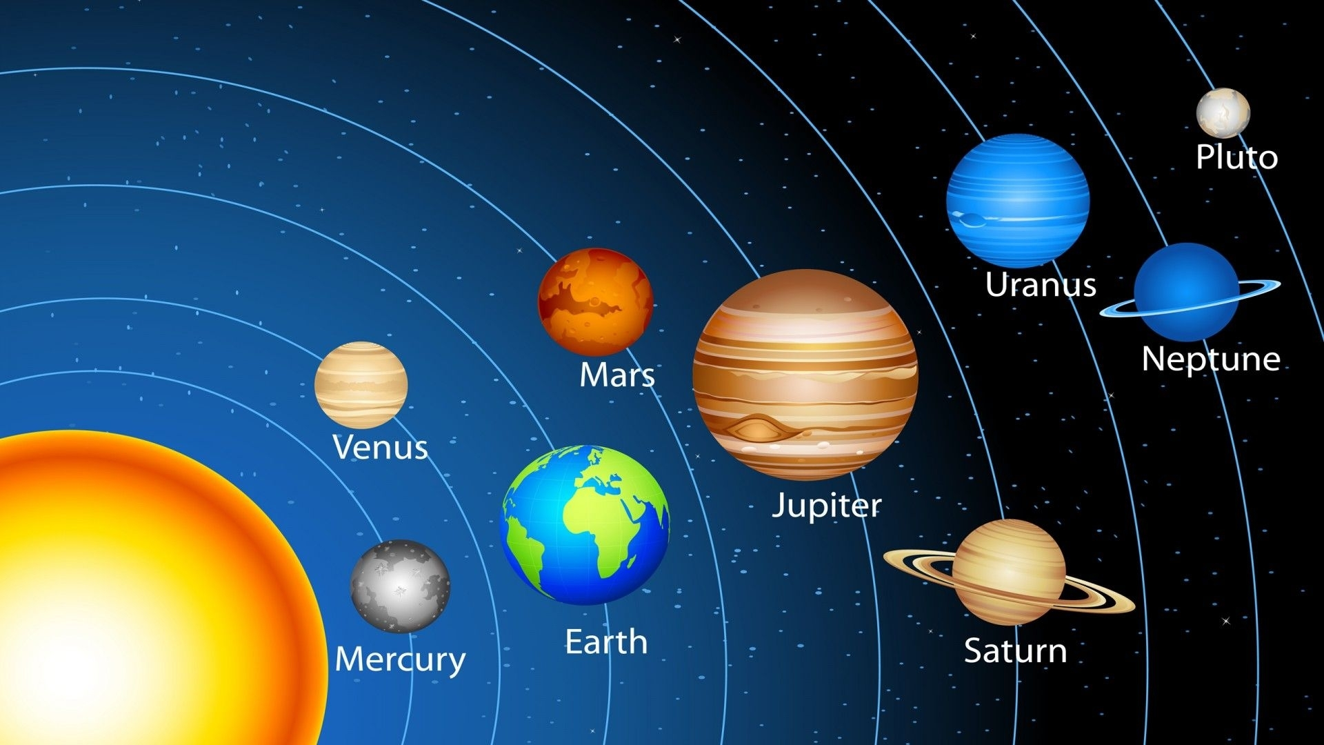 solar system live wallpaper android apps on google play 1920×1080