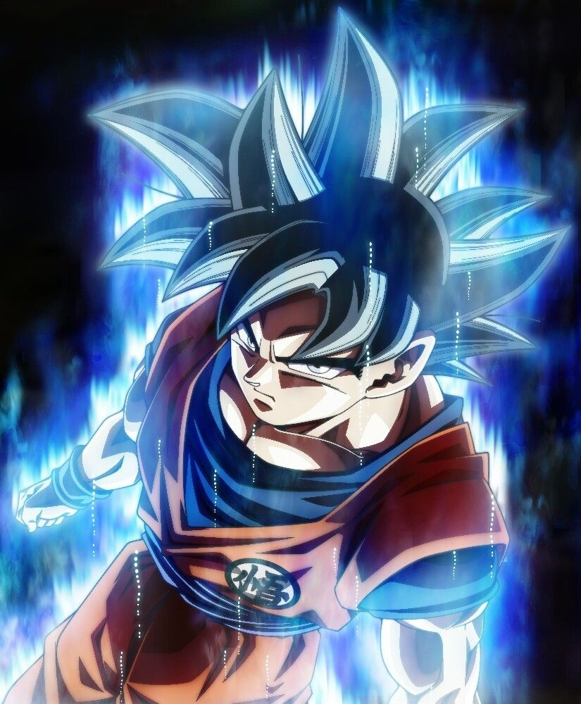 son goku ultra instinct | dragon ball z/gt/super | pinterest | font