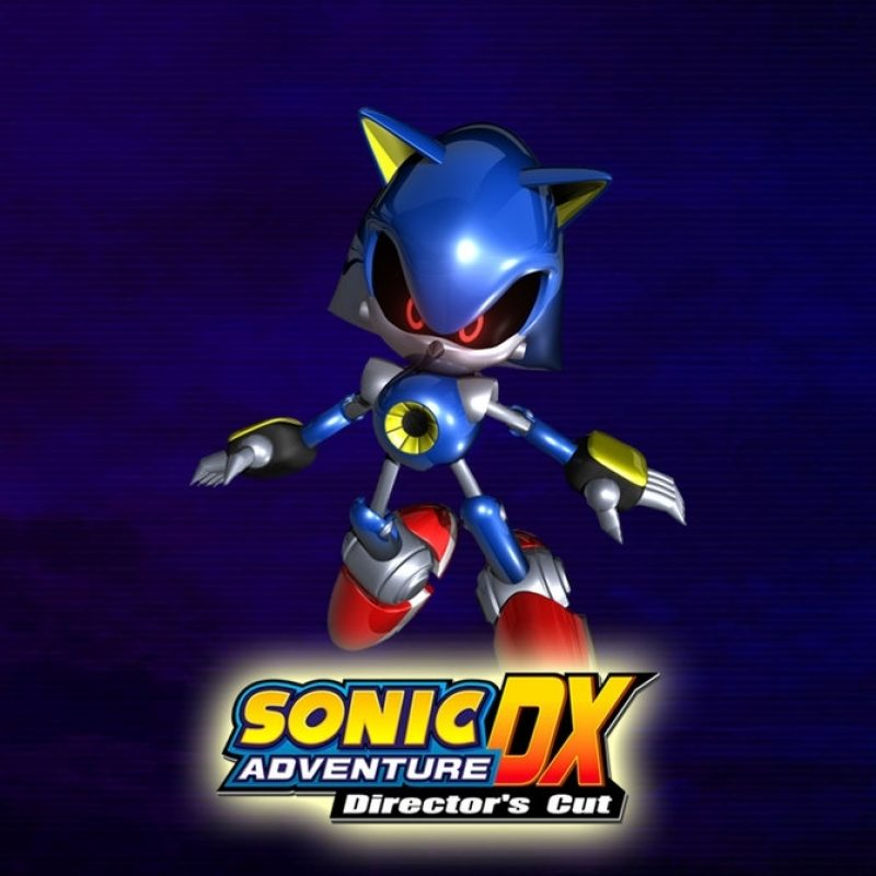 10 Most Popular Sonic Adventure Dx Wallpaper FULL HD 1080p For PC Background 2020 free download sonic adventure dx metal sonic wallpaperhynotama on deviantart 800x800