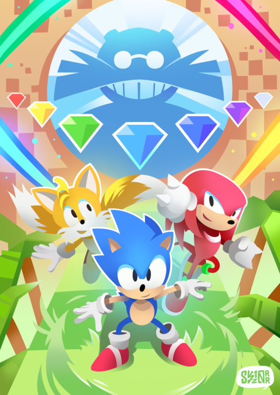10 Best Sonic Mania Wallpaper Iphone FULL HD 1920×1080 For PC Desktop 2018 free download sonic mania plus wallpapers wallpaper cave 566x800