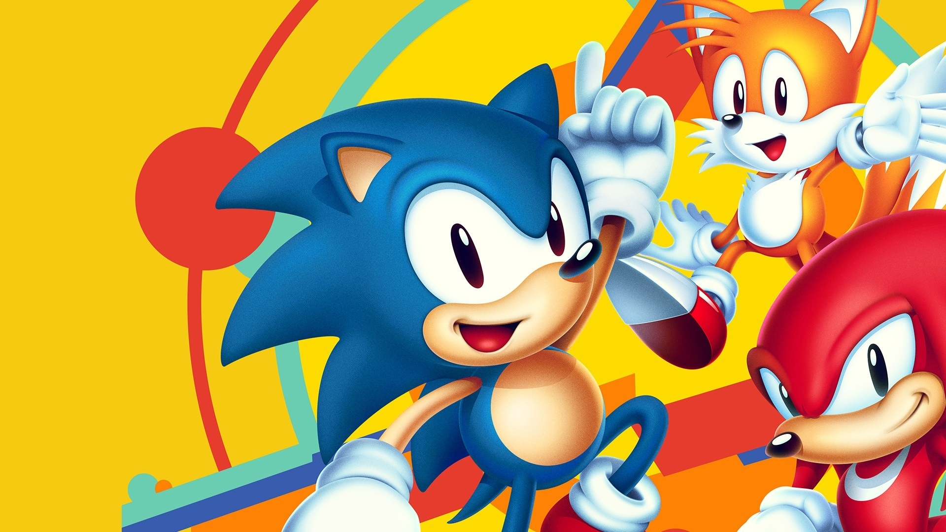 sonic mania – ps wallpapers