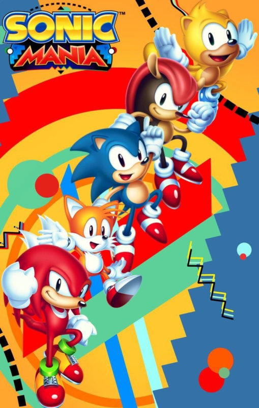 10 Best Sonic Mania Wallpaper Iphone FULL HD 1920×1080 For PC Desktop 2018 free download sonic mania sonic mania plus knuckles the echidna miles tails prower 509x800