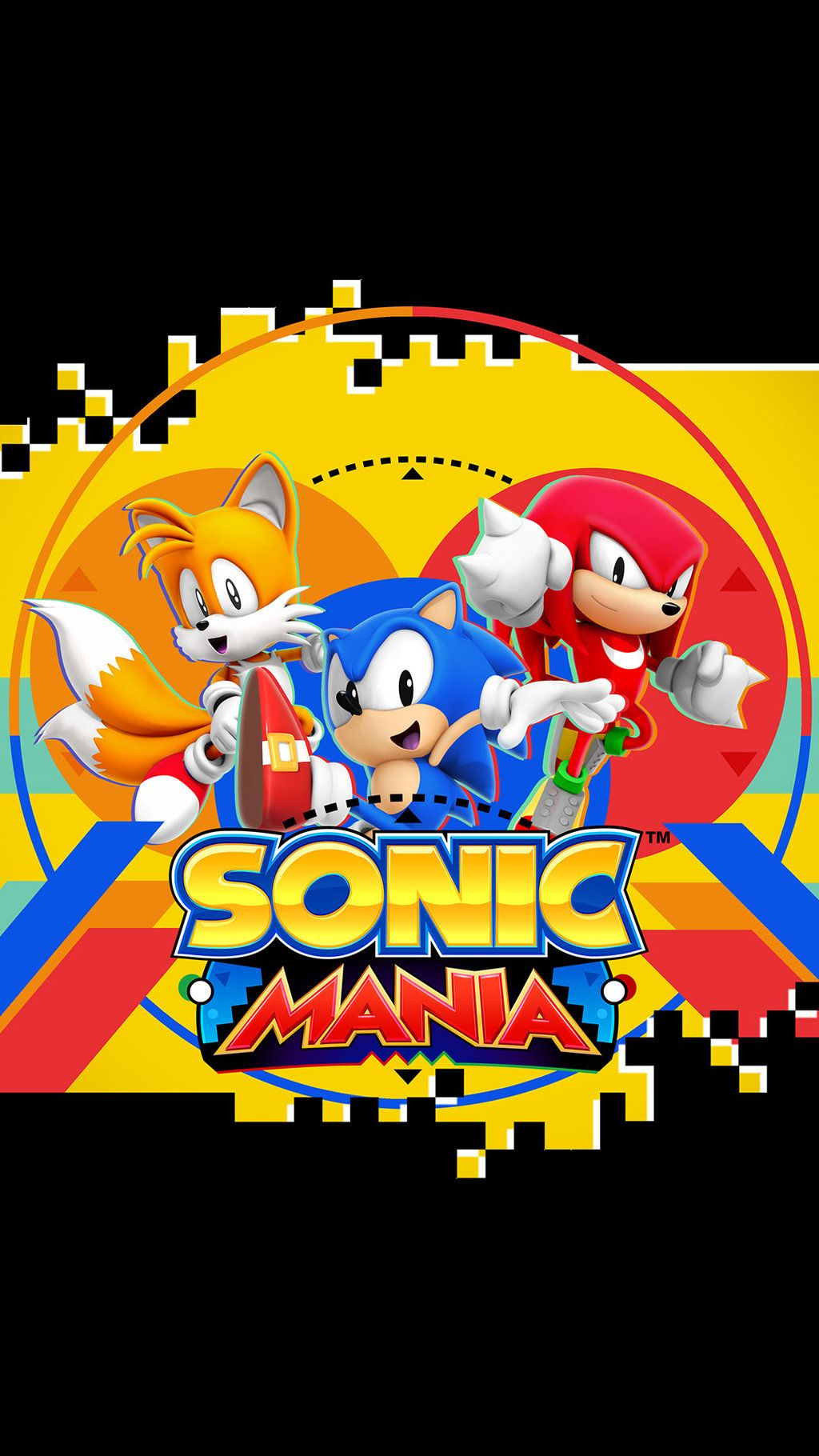 sonic mania wallpaper for mobile