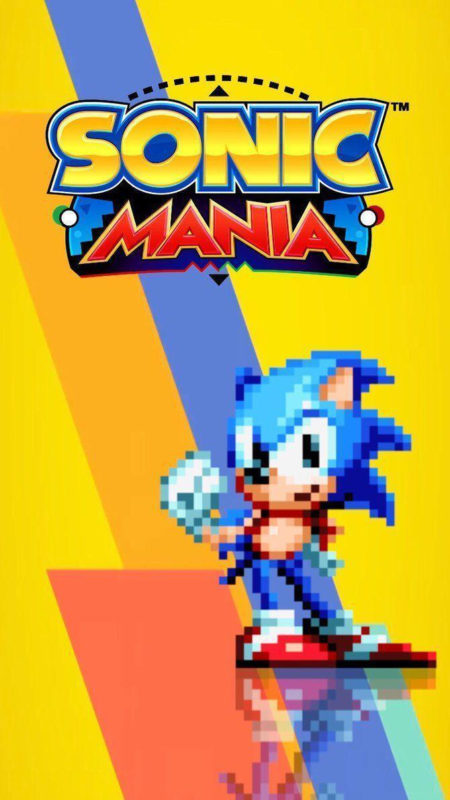 10 Best Sonic Mania Wallpaper Iphone FULL HD 1920×1080 For PC Desktop 2018 free download sonic mania wallpapers wallpaper cave 2 450x800