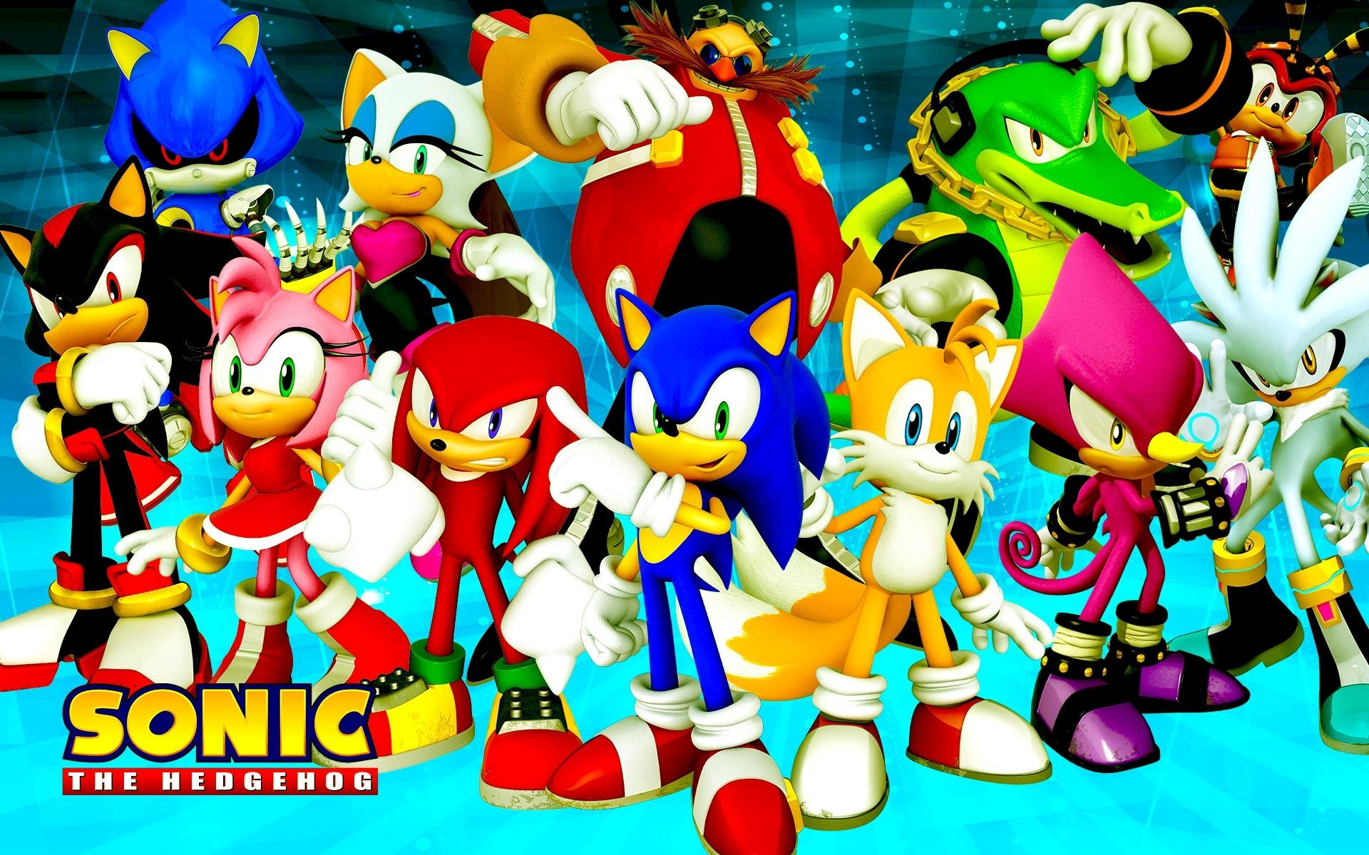 sonic the hedgehog desktop hd wallpapers 7582 - amazing wallpaperz