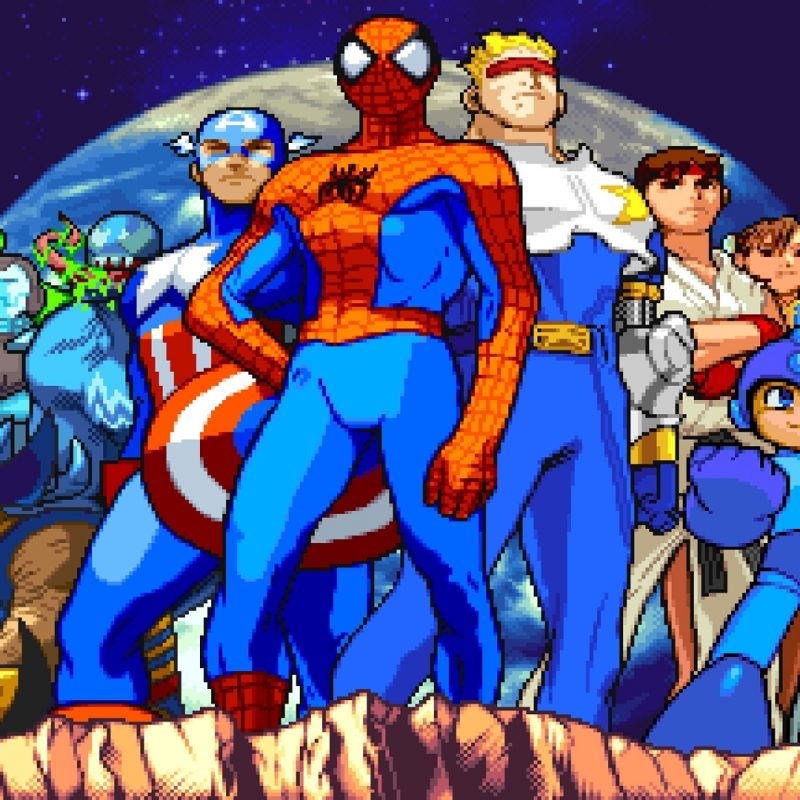 10 Best Marvel Vs Capcom 2 Wallpaper FULL HD 1920×1080 For PC Background 2018 free download sources theres a new marvel vs capcom in the works slated for 800x800