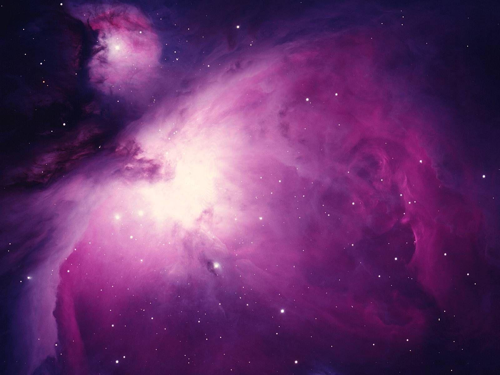 space galaxy purple landscape wallpaper | night sky | pinterest