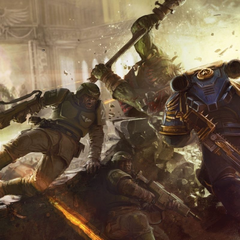 10 Best 40K Imperial Guard Wallpaper FULL HD 1080p For PC Background 2020 free download space marines and imperial guard vs orks wallpaper fantasy 800x800