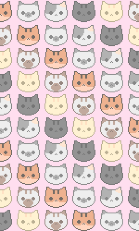 10 New Cute Pixel Wallpaper FULL HD 1080p For PC Background 2018 free download spaced out pixel art neko atsume wallpaper 480x800
