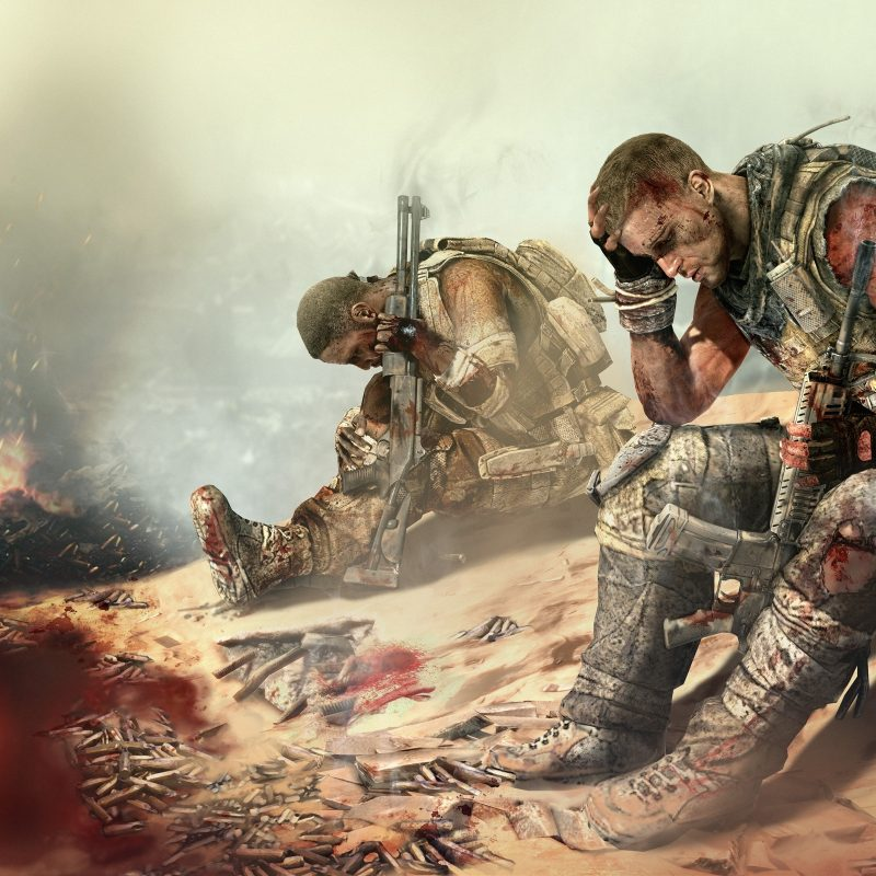 10 Most Popular Spec Ops The Line Wallpapers FULL HD 1080p For PC Background 2020 free download spec ops the line full hd wallpaper and background image 800x800