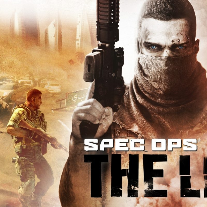 10 Best Spec Ops The Line Wallpaper FULL HD 1080p For PC Background 2020 free download spec ops the line wallpaper hd 800x800