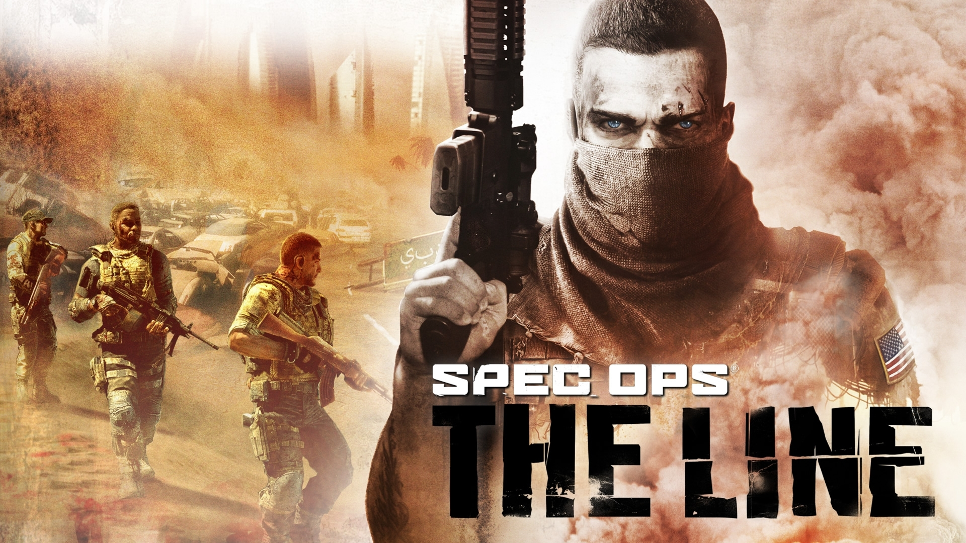 spec ops the line wallpaper (hd)