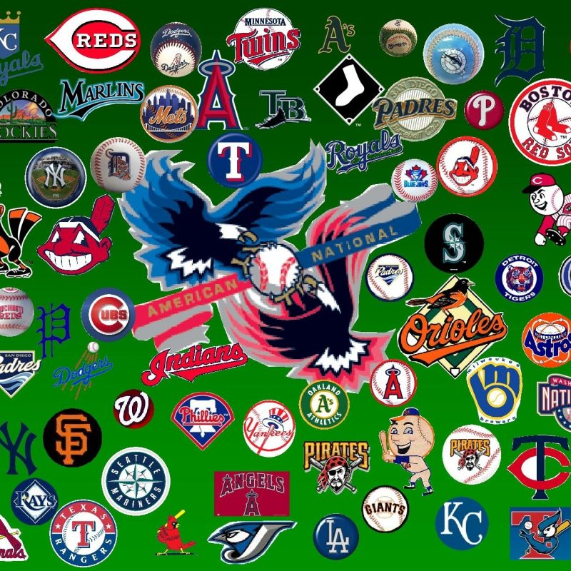 10 Top Every Baseball Team Logo FULL HD 1080p For PC Background 2020 free download special events announced for the 2018 mlb season cleat geeks 800x800