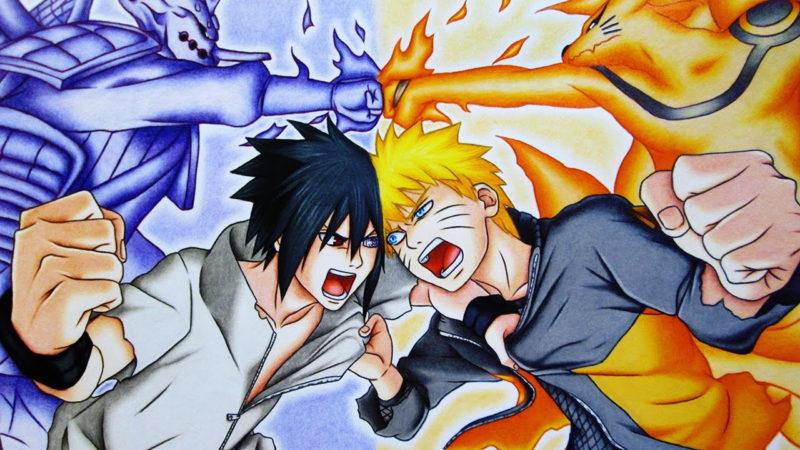 10 Most Popular Pictures Of Naruto And Sasuke FULL HD 1080p For PC Desktop 2020 free download speed drawing naruto vs sasuke final battle naruto shippuuden 800x450