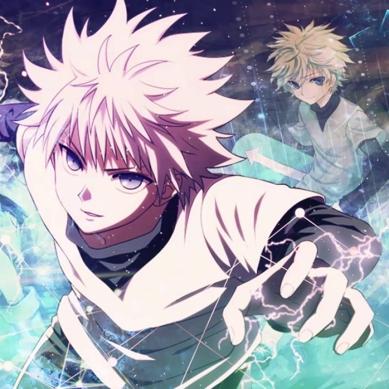 10 Most Popular Killua Hunter X Hunter Wallpaper FULL HD ...