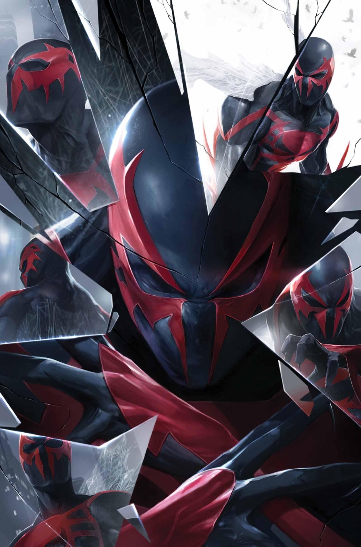 spider-man 2099francesco mattina | super hero fan board