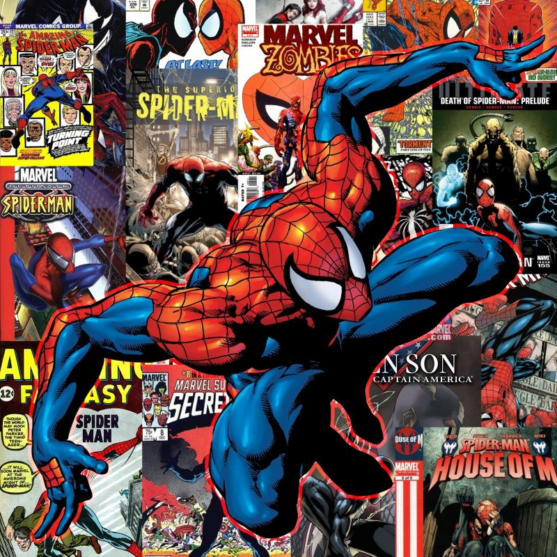 10 Top Comic Book Cover Wallpaper FULL HD 1080p For PC Desktop 2018 free download spider man comicbook cover collection wallpaperundeadpixelarmy 800x800