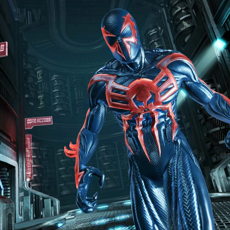 10 Best Spider Man 2099 Wallpaper Hd FULL HD 1920×1080 For PC Desktop 2021 free download spider man edge of time review gamesradar 800x800