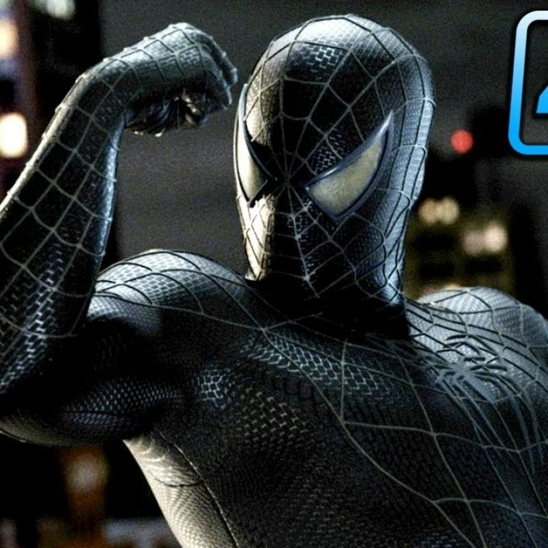 10 Top Pictures Of The Black Spiderman FULL HD 1080p For PC Background 2021 free download spider man gets black suit spider man 3 2007 movie clip youtube 800x800