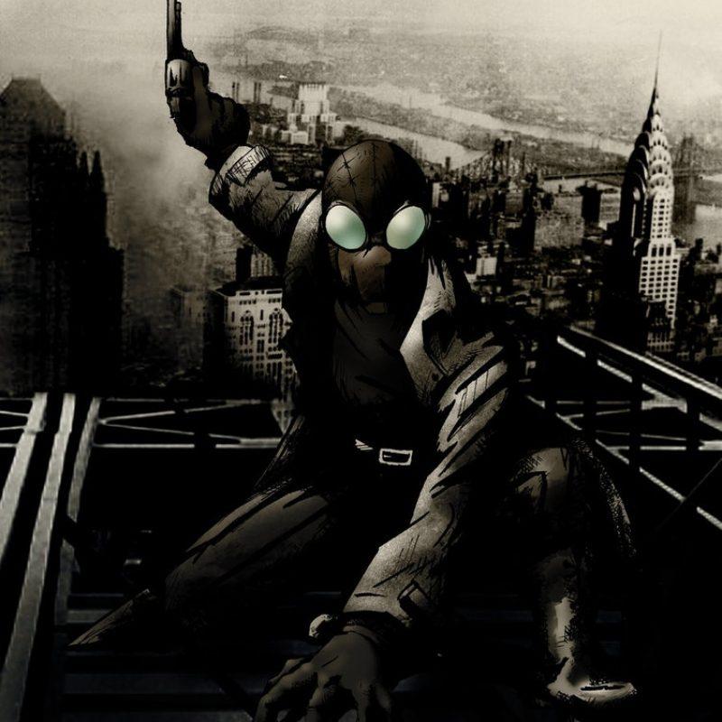 10 Latest Spider Man Noir Wallpaper FULL HD 1080p For PC Desktop 2021 free download spider man noir comic wallpapers wallpapersin4k 800x800
