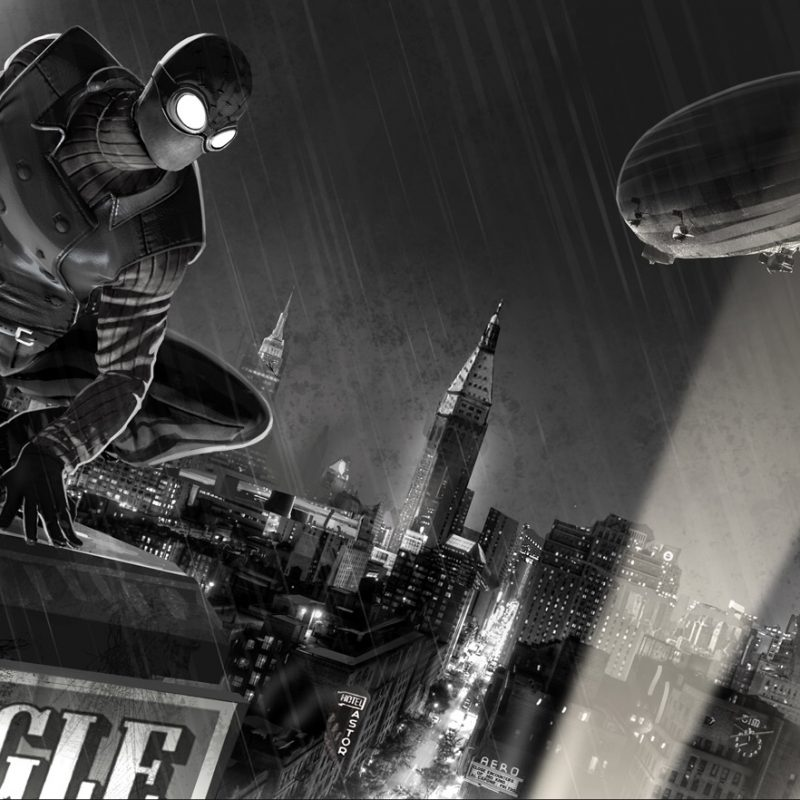 10 Latest Spider Man Noir Wallpaper FULL HD 1080p For PC Desktop 2021 free download spider man noir spider man pinterest spider man spider and 800x800