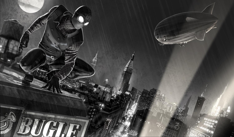 spider-man noir | spider-man | pinterest | spider-man, spider and