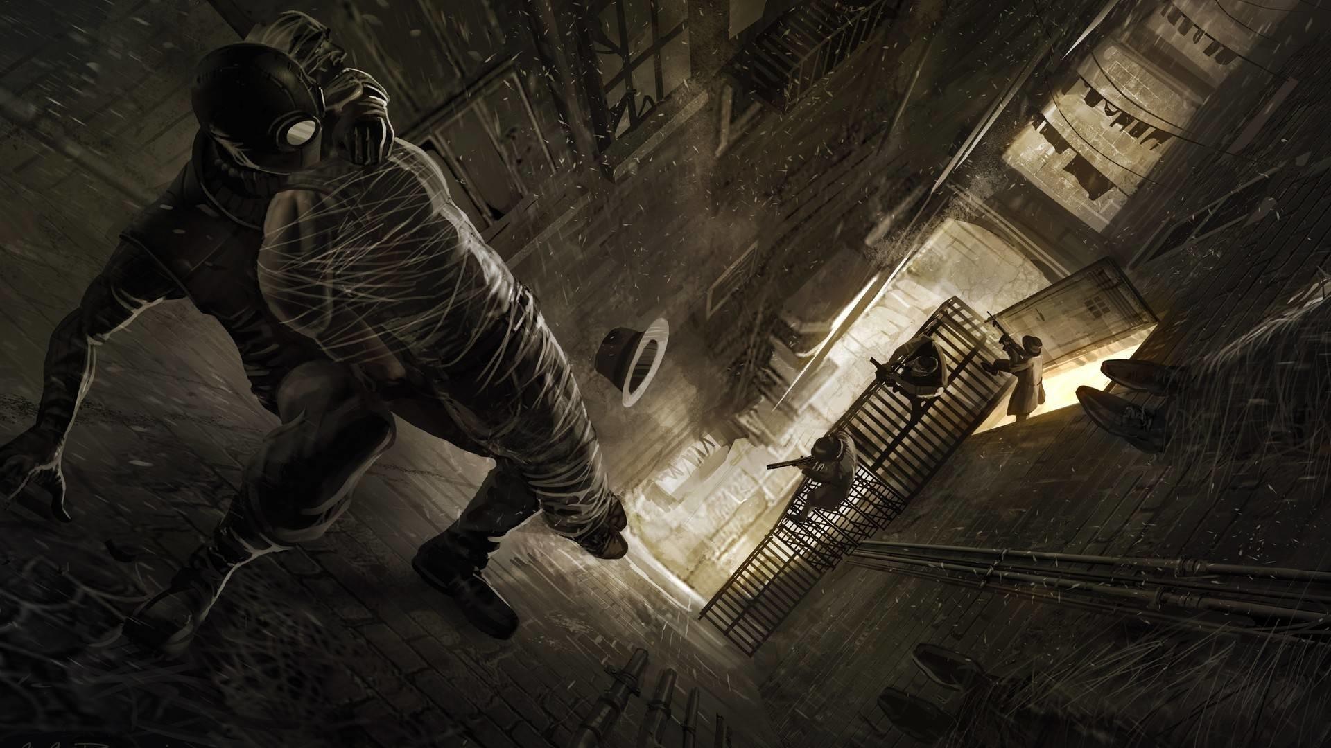 spider man noir wallpaper (69+ images)
