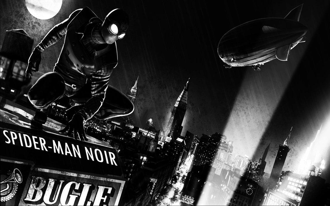 spider-man noir wallpapers1nwithm3 on deviantart