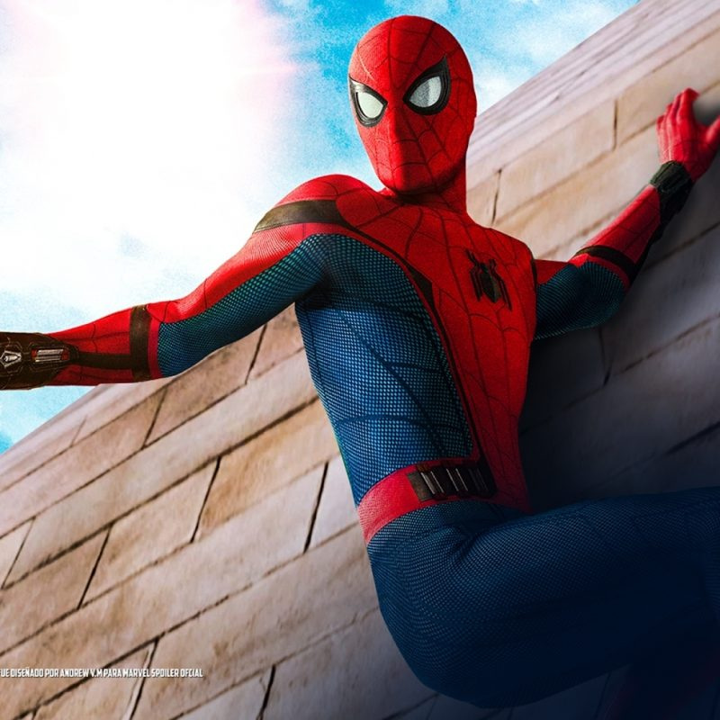 10 Latest Spider Man Homecoming Wallpaper FULL HD 1920×1080 For PC Desktop 2018 free download spider man spider man homecoming 201 wallpaper 46672 800x800