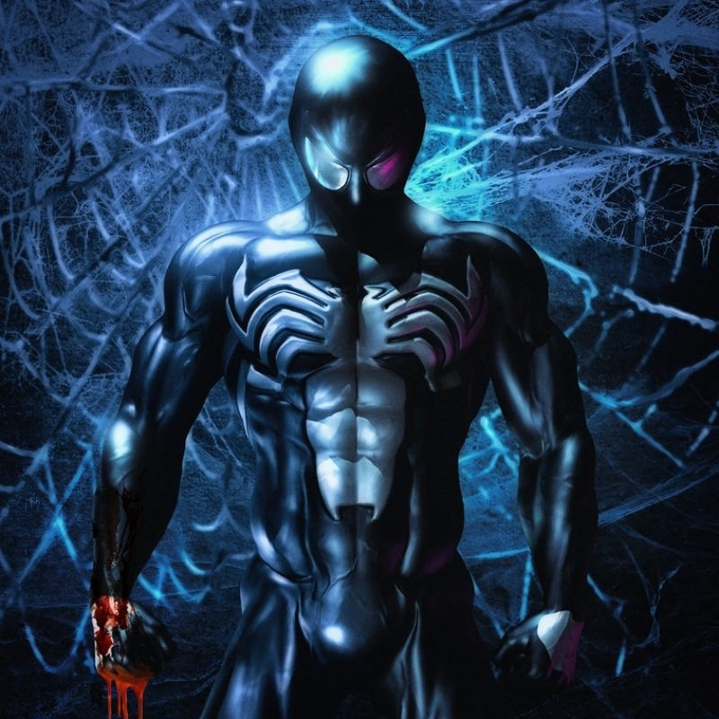 10 Top Pictures Of The Black Spiderman FULL HD 1080p For PC Background 2021 free download spiderman back in blackisikol on deviantart 800x800