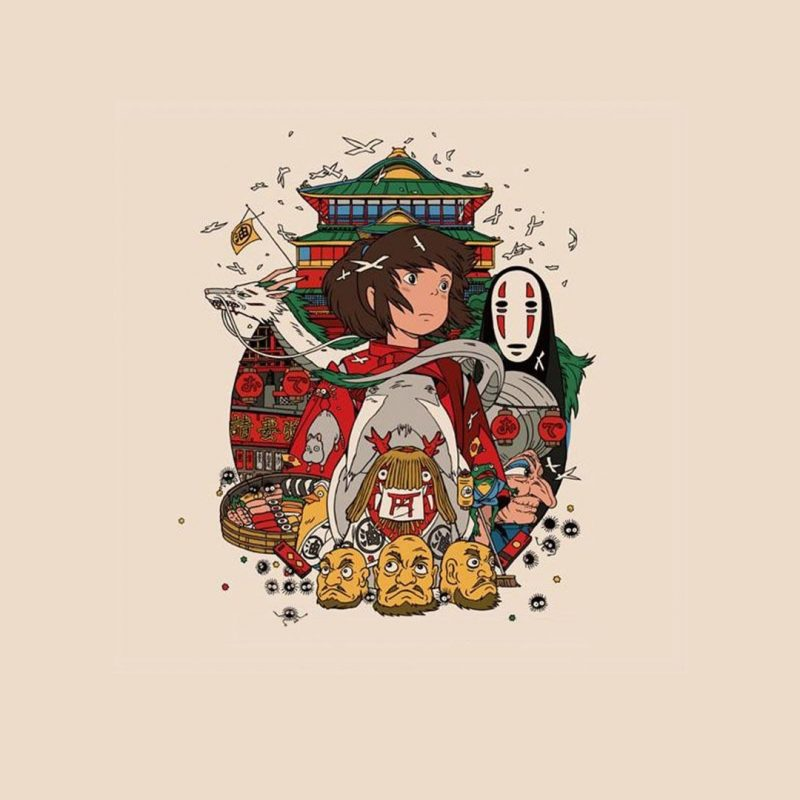 10 New Spirited Away Wallpaper FULL HD 1080p For PC Background 2018 free download spirited away wallpaper google search anime pinterest 1 800x800