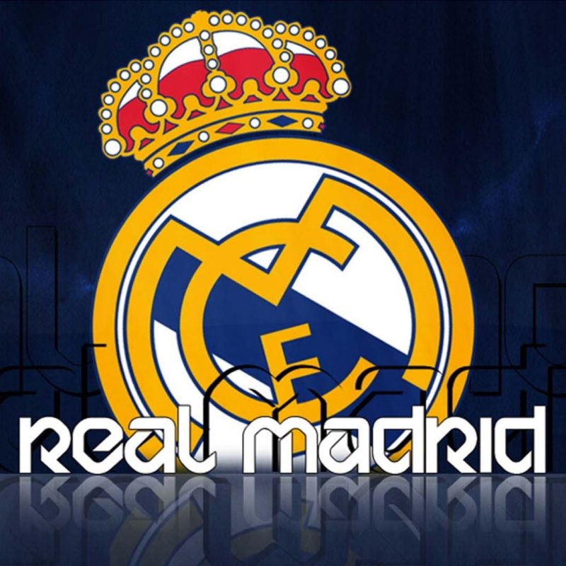 10 Best Cool Real Madrid Logo FULL HD 1080p For PC Background 2019