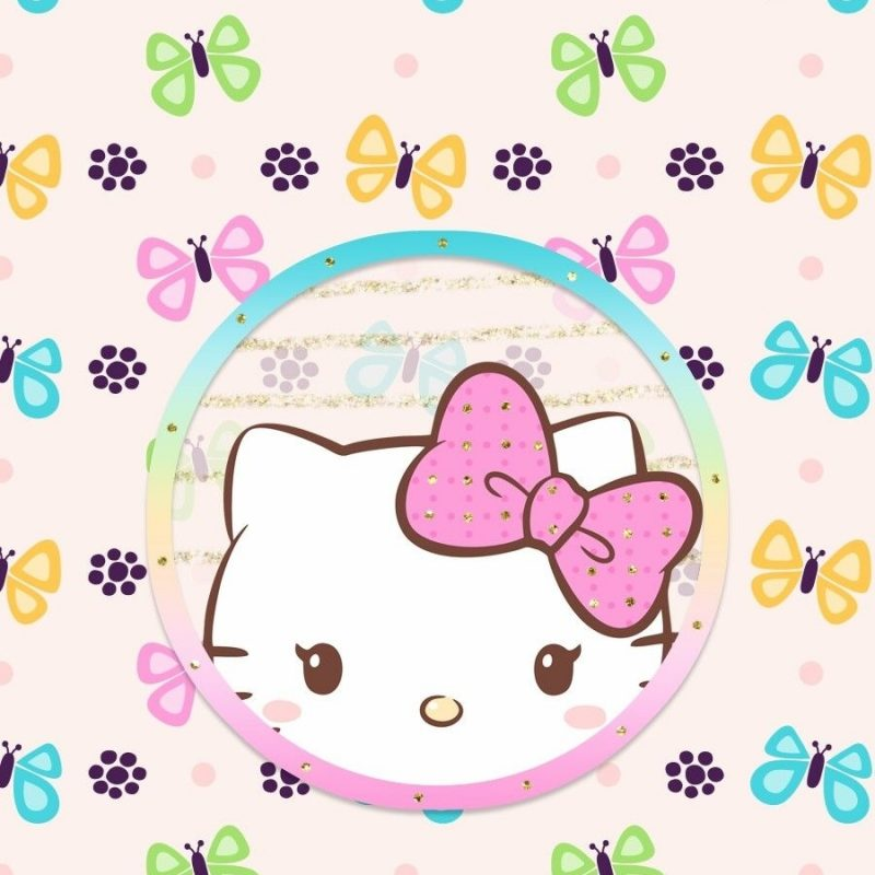 10 Latest Cute Hello Kitty Wallpaper FULL HD 1080p For PC Background 2021 free download spring butterfly wallpaper android iphone cute hello kitty 800x800