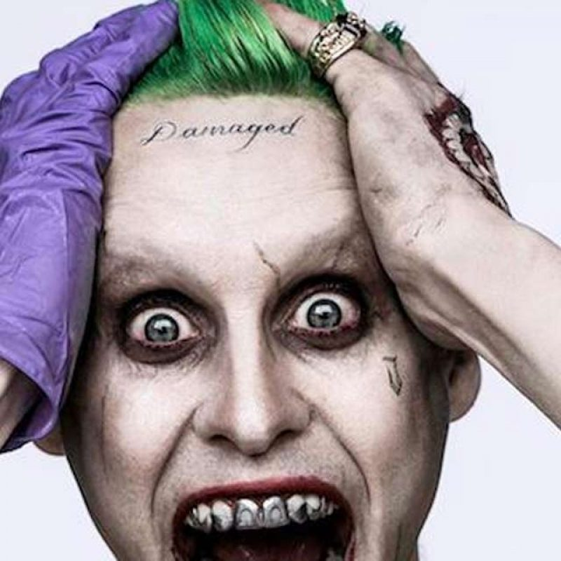 10 New Joker Pictures Suicide Squad FULL HD 1080p For PC Background 2018 free download squad jared leto meconnaissable en joker 3 800x800