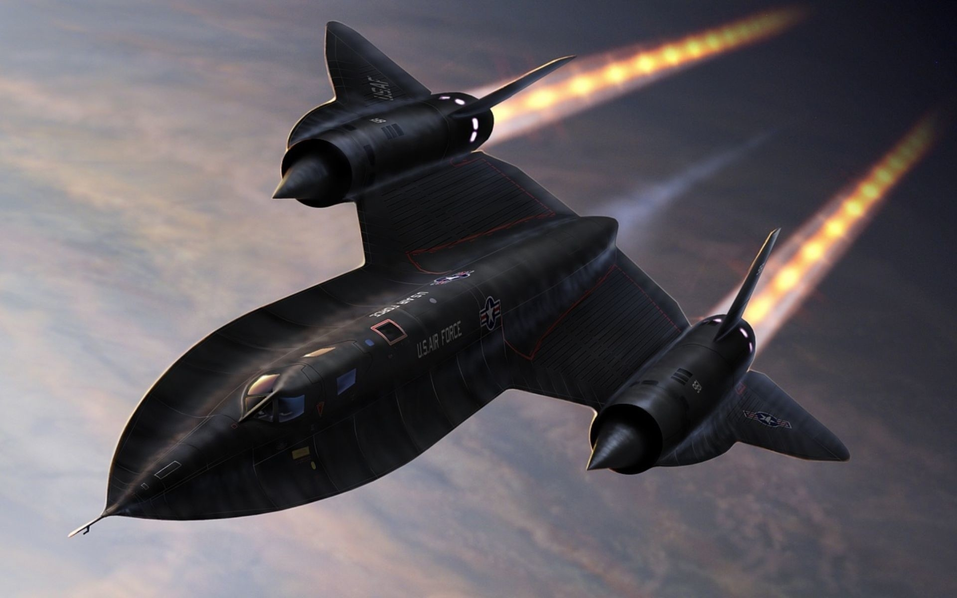 sr 71 blackbird wallpapers (60+ images)