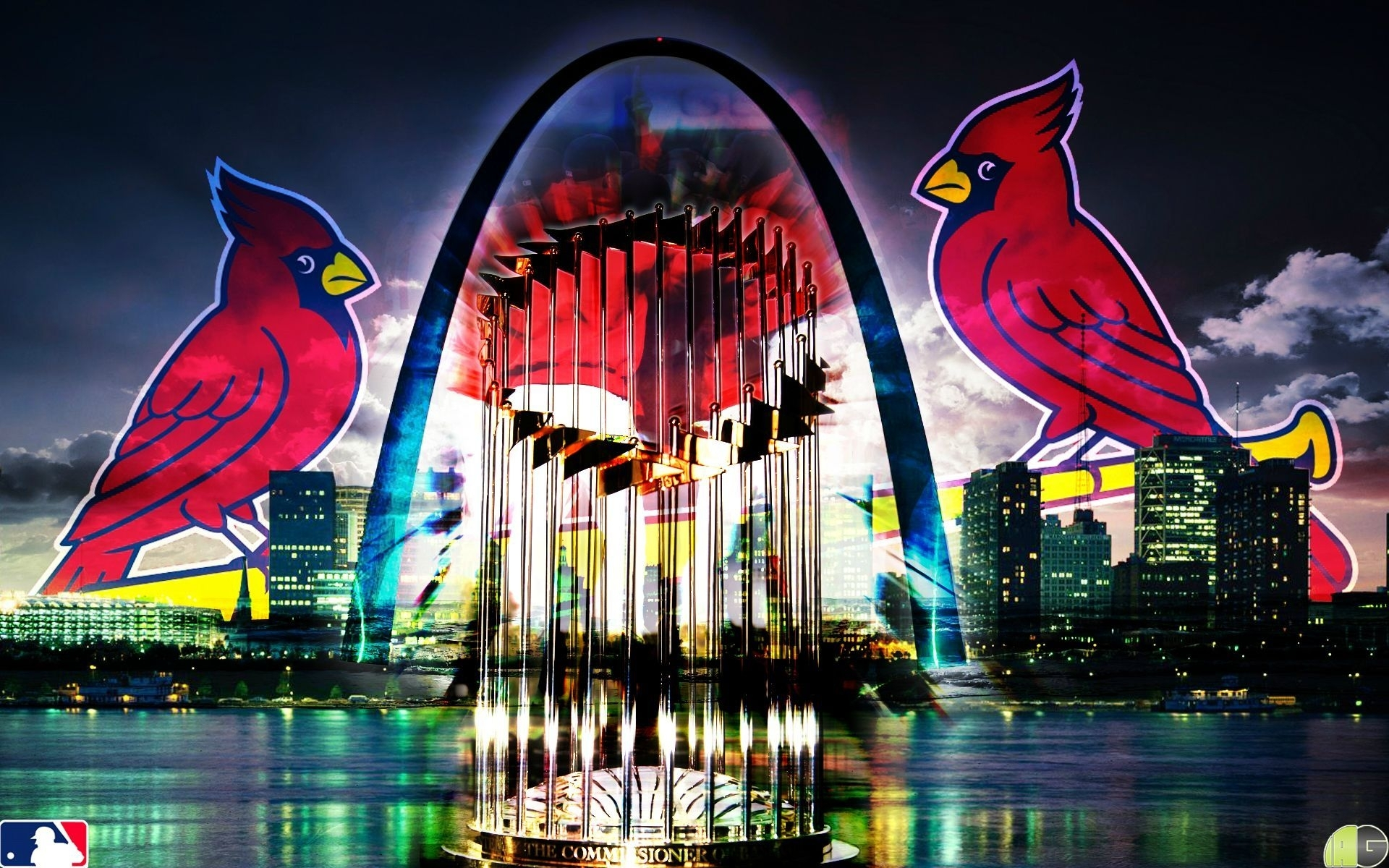 st louis cardinals wallpaper image. - media file | pixelstalk