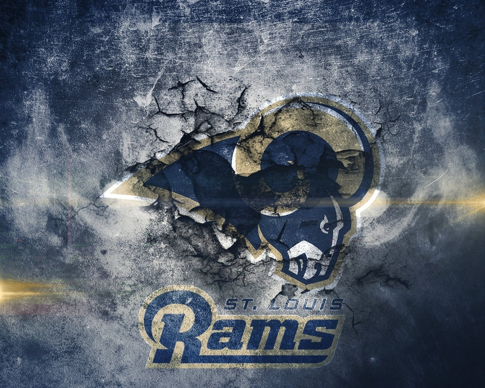 st. louis rams wallpaperjdot2dap on deviantart