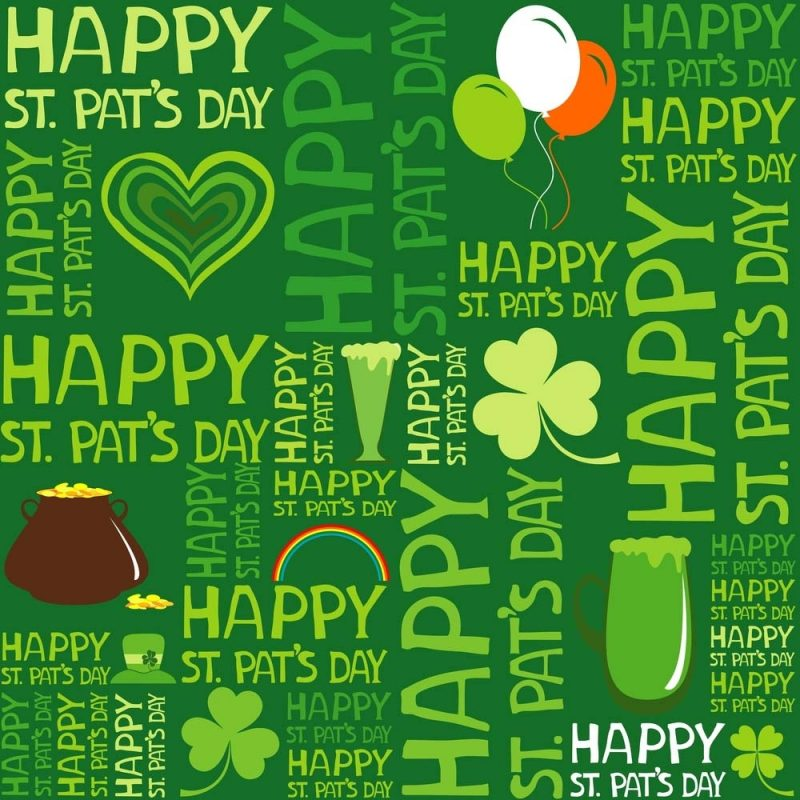 10 Best Saint Patrick's Day Backgrounds FULL HD 1080p For PC Desktop 2018 free download st patricks day backgrounds happy saint patricks day background 3 800x800