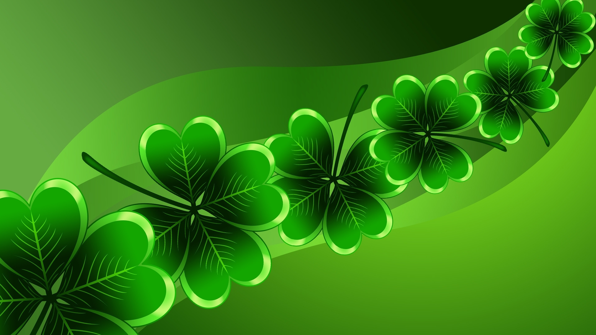 st. patrick's day full hd wallpaper and background image | 1920x1080