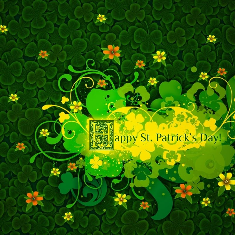 10 Best Saint Patrick's Day Backgrounds FULL HD 1080p For PC Desktop 2018 free download st patricks day wallpaper 2014 happy st patricks day wallpaper 5 800x800