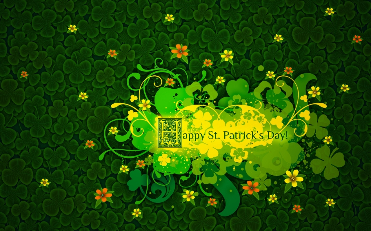 st. patrick's day wallpaper | 2014 happy st. patrick's day wallpaper