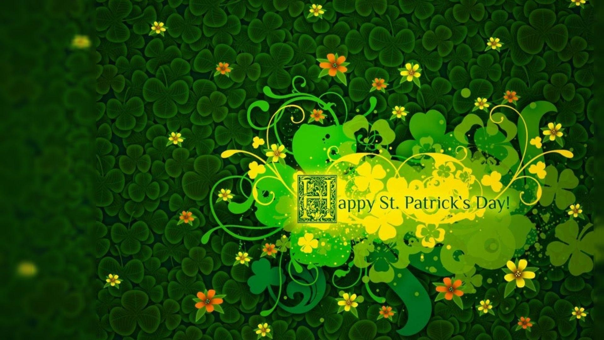 st patricks day wallpapers desktop - wallpaper cave