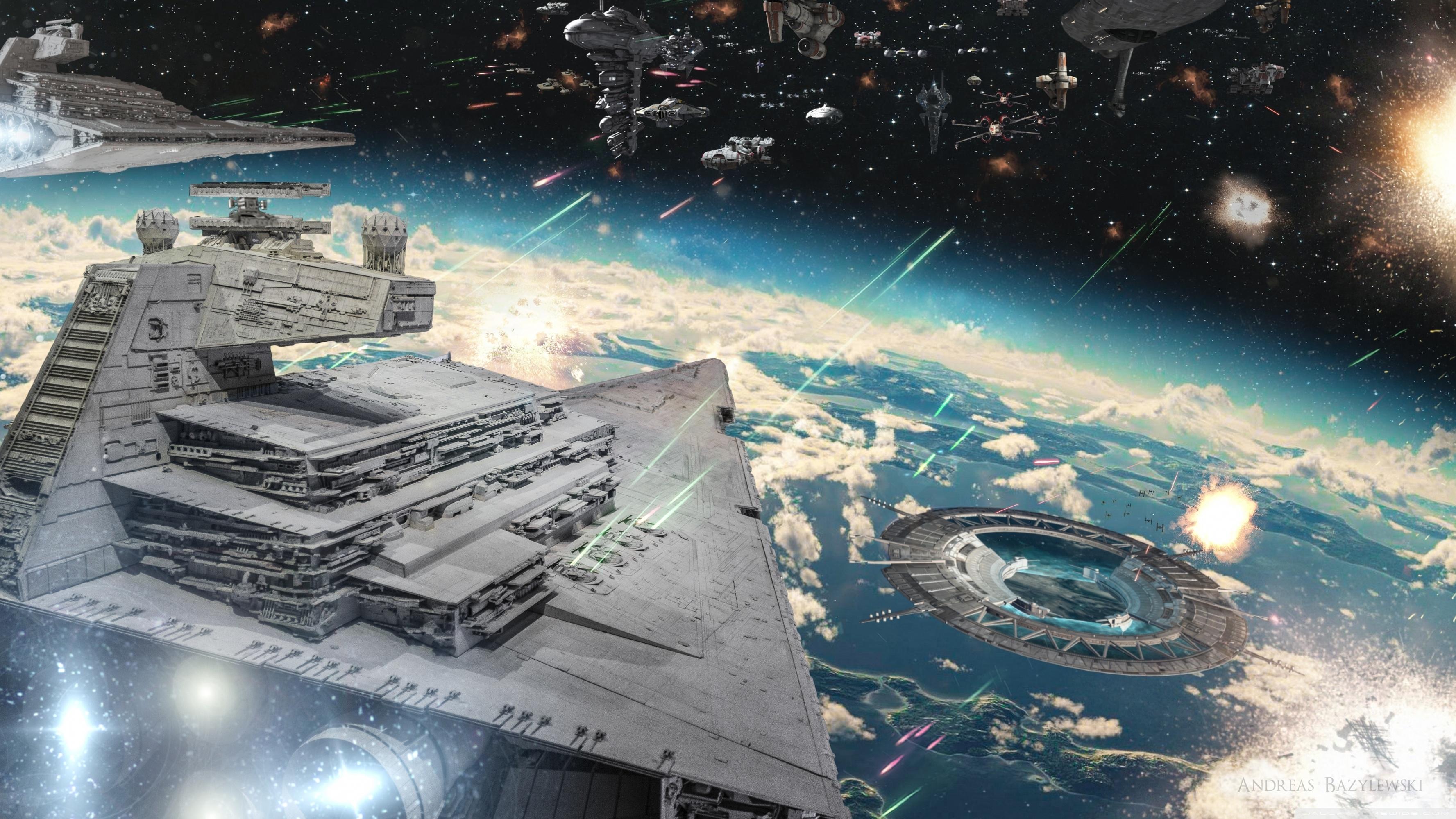 star destroyer ❤ 4k hd desktop wallpaper for 4k ultra hd tv