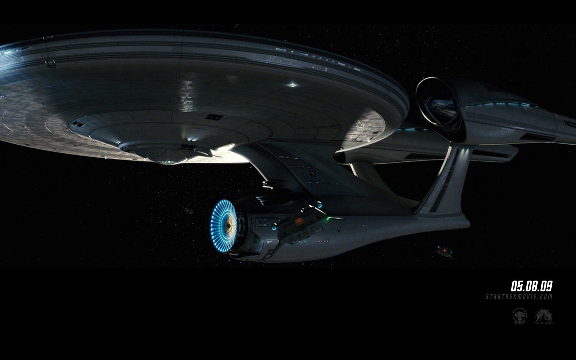 star trek 2009 enterprise 245178 - walldevil