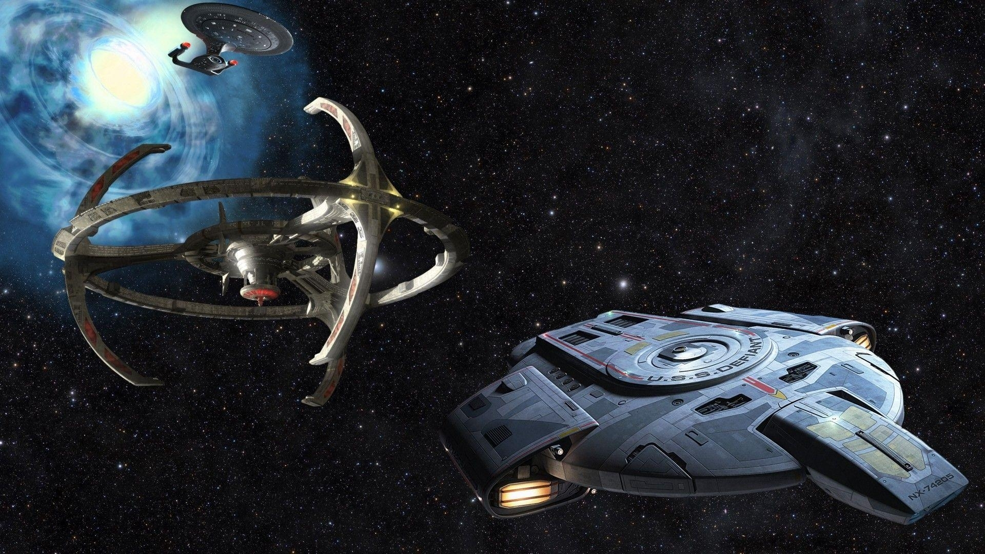 star trek: deep space nine wallpapers - wallpaper cave