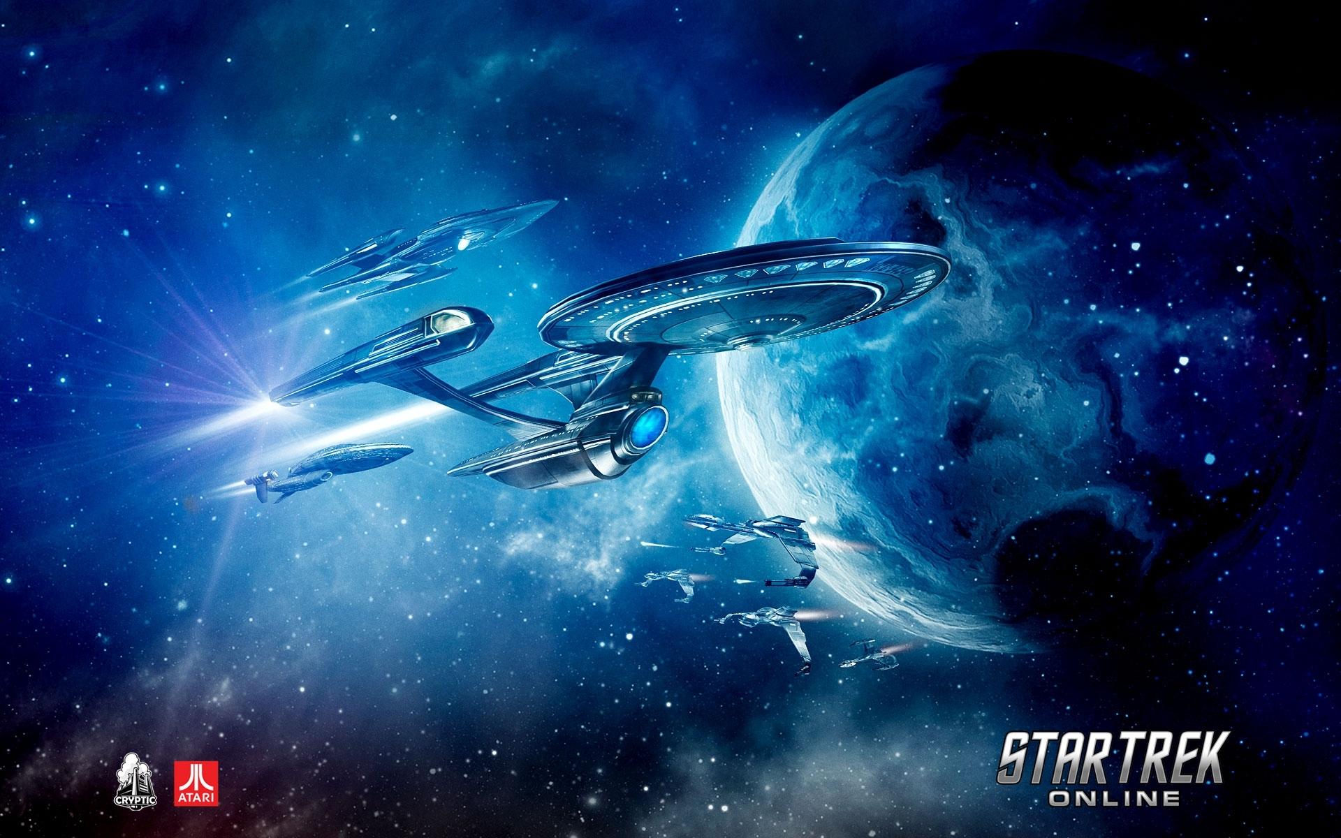 star trek online | free desktop wallpapers for widescreen, hd and mobile