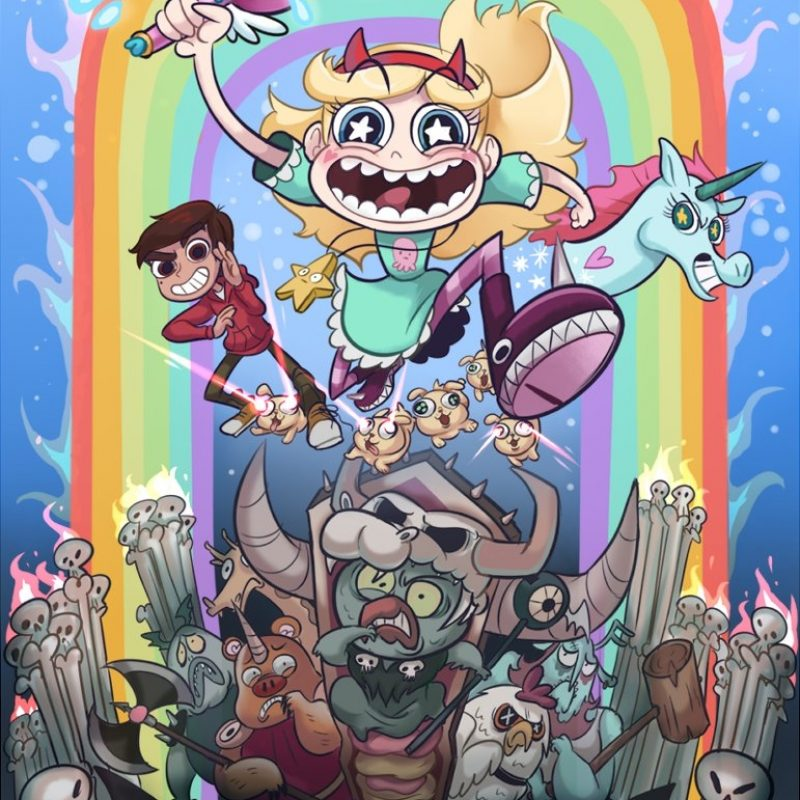 10 New Star Vs The Forces Of Evil Wallpaper FULL HD 1080p For PC Background 2018 free download star vs the forces of evilhakutooon on deviantart 800x800